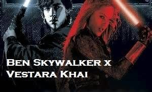 Ben Skywalker and Vestara