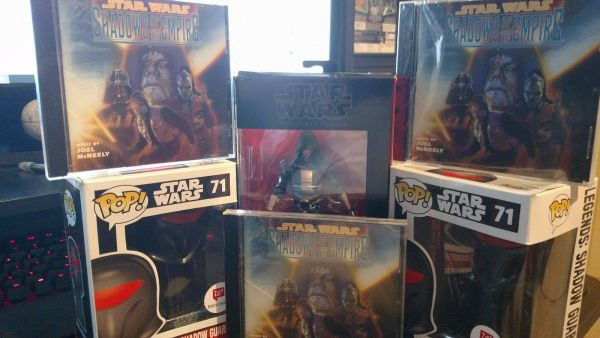Twin Suns Expanded Universe Raffle Rewards at Celebration in Orlando